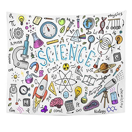 Boceto antiguo y fórmula científica retro de cálculo...