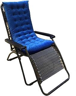 Cojín,Cojines para Muebles de jardín Cojines para tumbonas Cojín reclinable Cojín reclinable Cojín Grueso Silla reclinable Terraza al Aire Libre Terraza para jardín Terraza 120 * 48 * 7 cm (