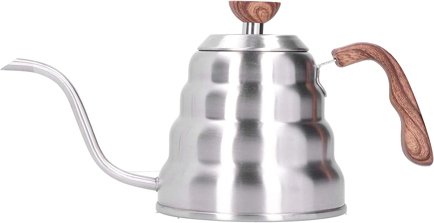 Coffee Pot Hand Coffee Maker Stainless Steel Pour over Coffee Te