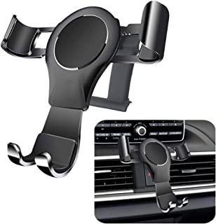 LUNQIN Car Phone Holder for 2014-2018 Mazda 3 Auto Accessories Navigation Bracket Interior Decoration Mobile Cell Phone Mount