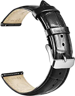 genuine longines watch straps leather