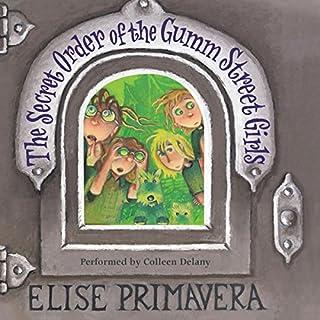 The Secret Order of the Gumm Street Girls cover art