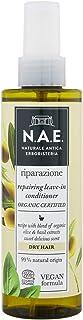 N.A.E. Spray Districante per Capelli Secchi Riparazione, Balsamo Leave-In con Olio di Oliva Biologico e Basilico, Formula ...