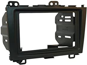 SCOSCHE HA1559B Compatible with 2007 to 2011 Honda CRV Single or Double DIN Car Stereo Installation Kit