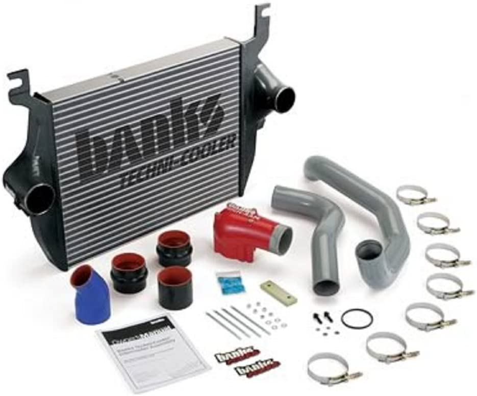 Banks National uniform free shipping Power 05-07 Ford Al sold out. 6.0L Techni-Cooler F250-450 System