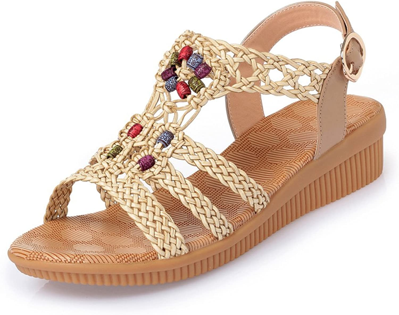 Tuoup Women's Fashion Anti-Skid Summer Sandles Sandals