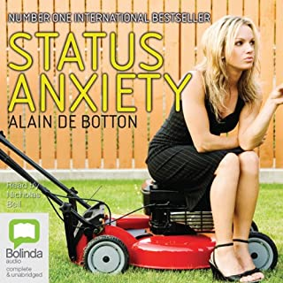 Status Anxiety cover art