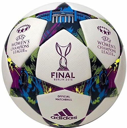 ADIDAS MATCH BALL WOMEN\'S FINAL 2015 BERLIN UEFA CHAMPIONS LEAGUE BALL