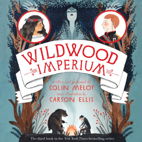 Wildwood Imperium audiobook cover art