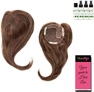 Add-On Left Part Topper Color LIGHT BLONDE - Envy Wigs 12