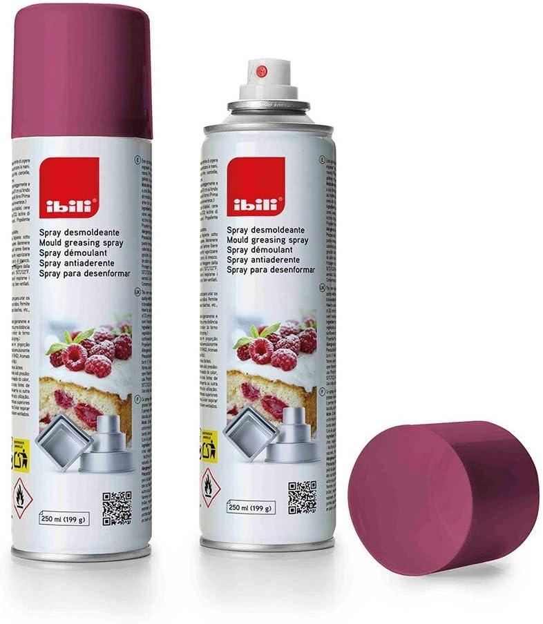 IBILI 746300 Spray DESMOLDEANTE Antiadherente 250 ML