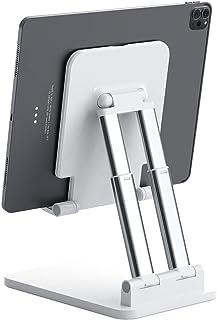 DDB Dual-tubeipad Folding Stand,Tablet Holder Desktop Mobile Phone Holder, Universal Portable Foldable Tablet Holder, Adju...