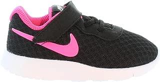 Toddler Tanjun (TDV) Black Hyper Pink White Size 4
