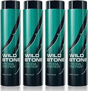 Wild Stone Hydra Energy 100GM (Pack of 4)