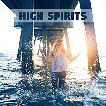 High Spirits - Rested Man, Happy Moments, Peace and Rest, Peace and Joy