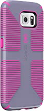 Speck Products SPK-A3720 CandyShell Grip Case for Samsung Galaxy S6, Heather Purple/Shocking Pink