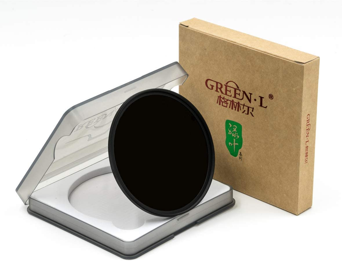 Green.L 30mm IR 720 Glass Infrared X-Ray Filter 720nm IR Filter