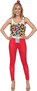 Women's Gumball Machine Costume