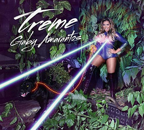 Gabi Amarantos - Treme [CD]
