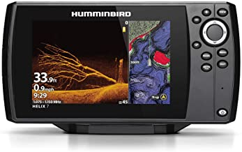 Humminbird 411070-1CHO Helix 7 Chirp MEGA DI GPS G3N CHO (Control Head Only) Fish Finder
