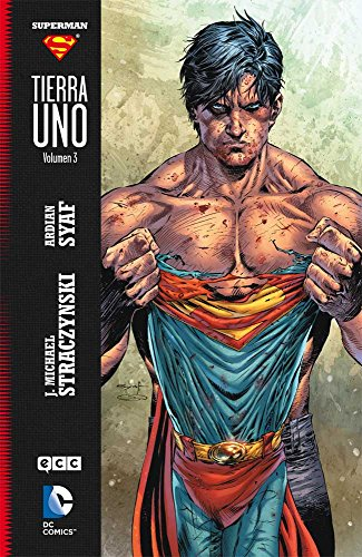 Superman: Tierra uno vol. 3 (Superman - Novelas Graficas)