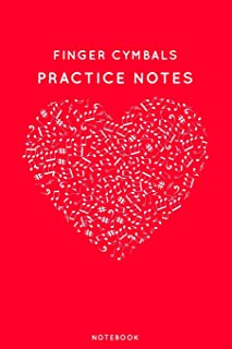 Finger Cymbals Practice Notes (Instrument Book Series)