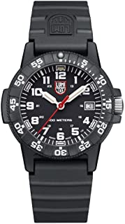 Navy Seal Watch for Men and Women Black (XS.0301/0300 Series): 100 Meter Water Resistant + Light Weight Case + Hardened Mineral Glas