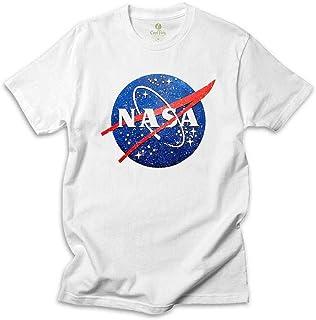 Camiseta Geek Cool Tees Nasa Vintage