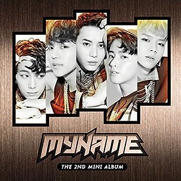 MYNAME 2ND MINI ALBUM