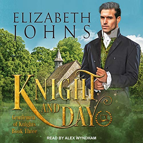 Knight and Day Audiobook By Elizabeth Johns cover art
