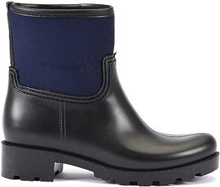 ESEM B0023 Yağmur Botu Kadın Ayakkabı Lacivert