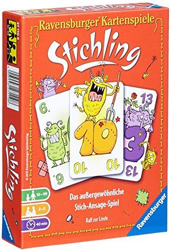 Ravensburger 27110 - Stichling, Kartenspiel