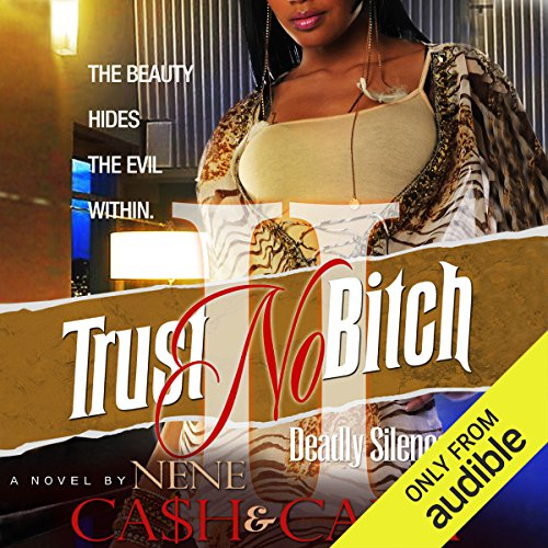 Trust No Bitch 2 audiobook cover art