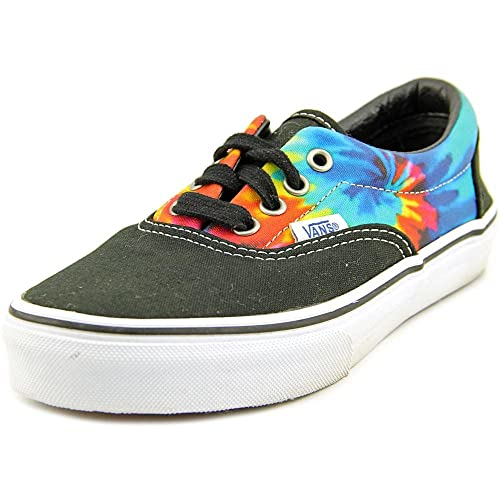 Vans Kids Era Lace Up TieDye Sneakers-Black Tie Dye-11 52bda650a254d