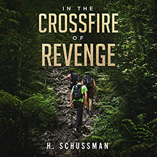 In the Crossfire of Revenge audiobook cover art