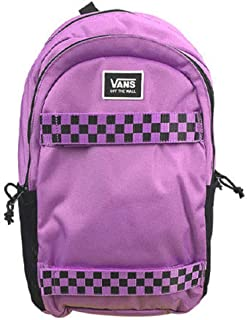Strand Skate Pack, Purple/Checkerboard Girls Laptop/School Backpack