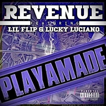 Playamade (feat. Lil Flip & Lucky Luciano)
