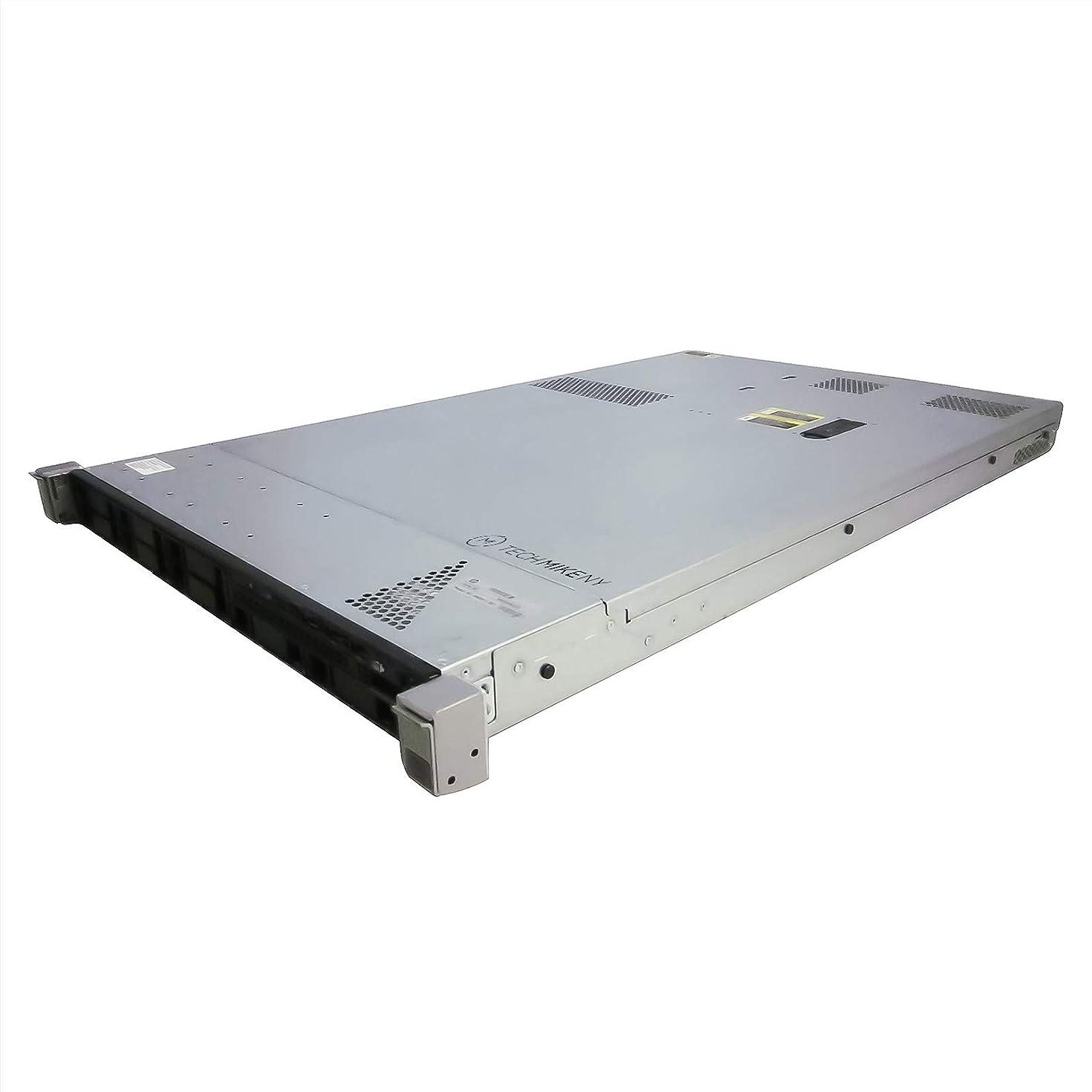 High-End HP ProLiant DL360P G8 Server 2 x 2.90Ghz E5-2690 8C 192GB 8x Caddies (Renewed)