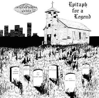 Epitaph For A Legend Media Book