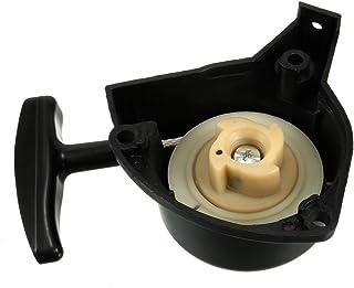 sourcing map Motor de cortacésped Cortadora de césped generador tirar de arranque de retroceso apenas para tu26