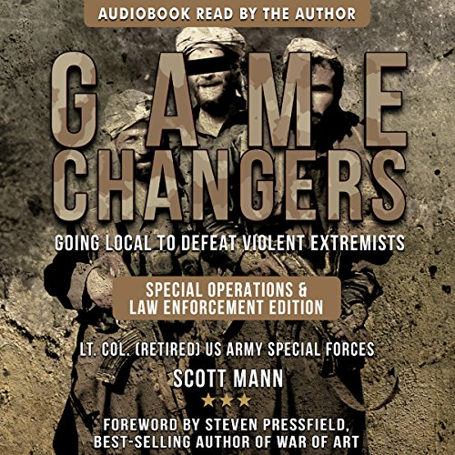 Game Changers cover art