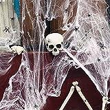 Decoración de vacaciones Decoración de Halloween, Telaraña Decoración Set de Halloween decoración, decoración de Halloween decoraciones al aire libre Conveniente for de Halloween de Ventas de Hallowee