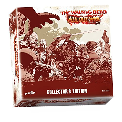 The Walking Dead All Out War Survival Miniatures
