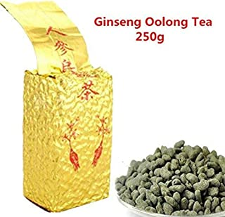 Promotion High Cost-Effective Chinese Oolong Tea 250g (0.55LB) Ginseng Oolong Tea Fresh Natural Beauty Tea Chinese Ginseng Tea, Wu Long Tea Green Food Oolong Tea Green Tea Spring tea