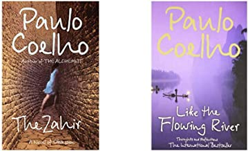 The Zahir: A Novel Of Obsession + Like The Flowing River: Thoughts And Reflections (Set of 2 Books)