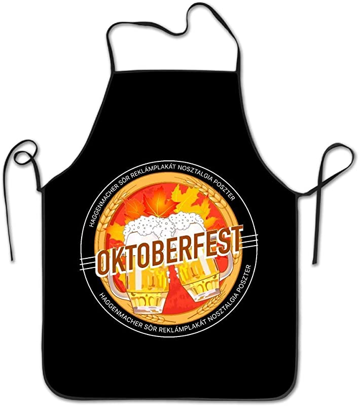 Kitchen SuppliesGerman Munich Oktoberfest Beer Cooking Aprons Cute Adult Aprons