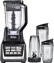 Nutri Ninja BL642 Blender DUO with Auto-iQ 1500 Watts, Black (Renewed)