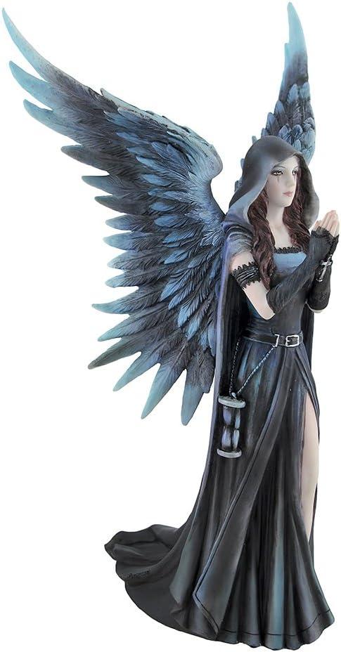 Veronese Design Anne Stokes Harbinger Statue Angel Price reduction 5 ☆ very popular Death of