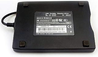 """1,44 MB diskette 3.5"""" USB externe schijf draagbare diskette diskette FDD voor laptop desktop pc/zwart"""