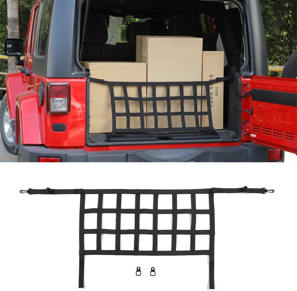 Bestmotoring Car Indianapolis Mall Trunk Isolation Net Cargo Limited time trial price Organizer